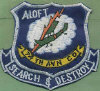 Patch for the Bird Dog pilots of the 74th Recon